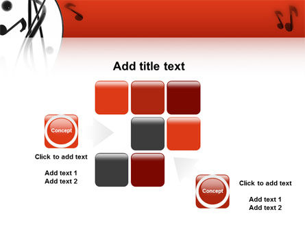 Music PowerPoint Template Slide 16