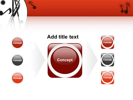 Music PowerPoint Template Slide 17