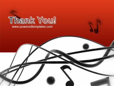 Music PowerPoint Template Slide 20