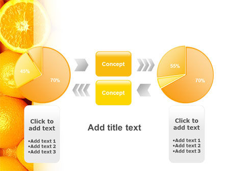 Oranges PowerPoint Template Slide 11
