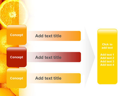Oranges PowerPoint Template Slide 12