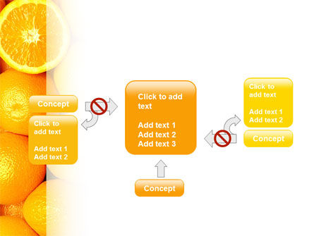 Oranges PowerPoint Template Slide 13