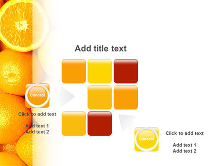 Oranges PowerPoint Template Slide 16