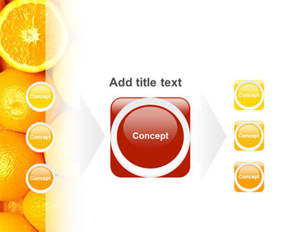 Oranges PowerPoint Template Slide 17