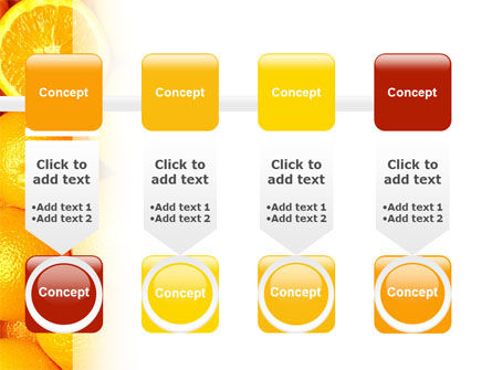 Oranges PowerPoint Template Slide 18