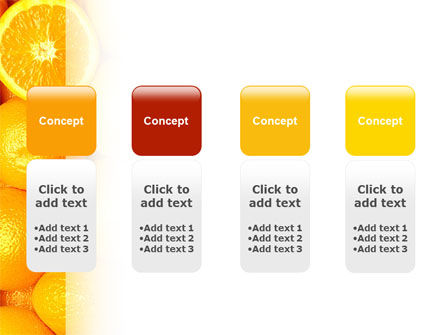 Oranges PowerPoint Template Slide 5
