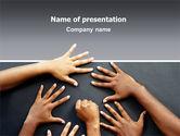 Religious/Spiritual: Diversity PowerPoint Template #02689