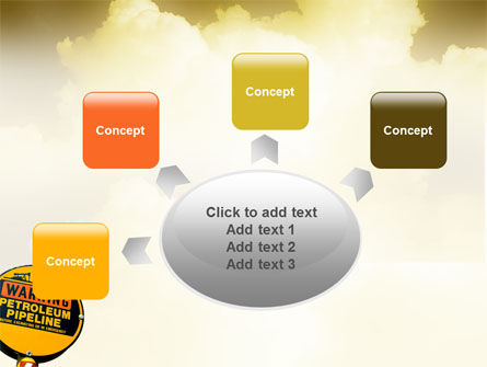Petroleum Pipeline PowerPoint Template Slide 7