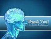 Brain Activity PowerPoint Template#20