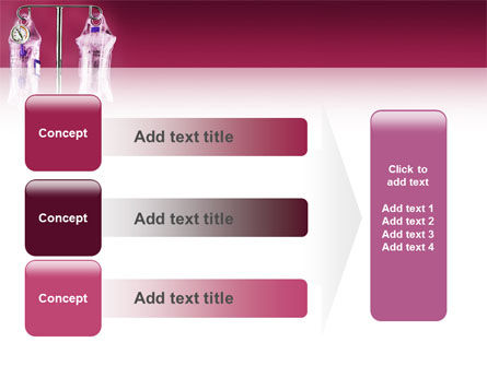 Transfusion PowerPoint Template Slide 12