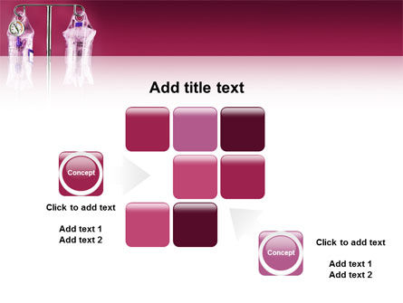 Transfusion PowerPoint Template Slide 16
