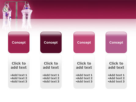 Transfusion PowerPoint Template Slide 5