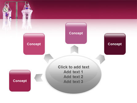 Transfusion PowerPoint Template Slide 7