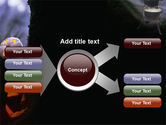 Witch Free PowerPoint Template#14