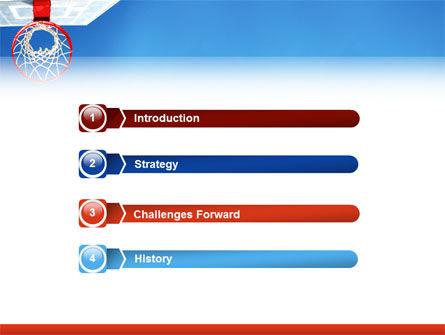 Basket PowerPoint Template, Slide 3, 02699, Sports — PoweredTemplate.com