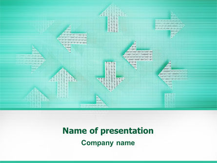 Business Concepts: Pointers PowerPoint Template #02701