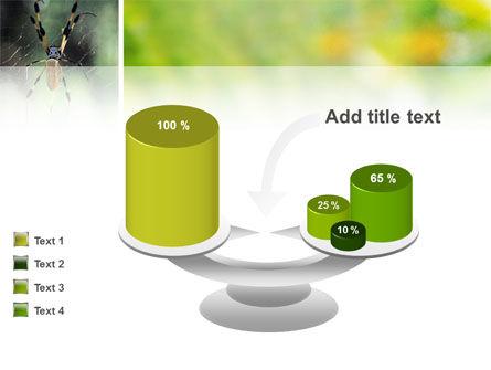 Spider PowerPoint Template Slide 10