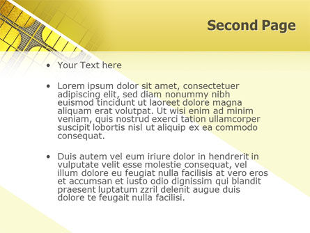 Sim Card PowerPoint Template Slide 2