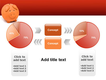 Savings PowerPoint Template Slide 11