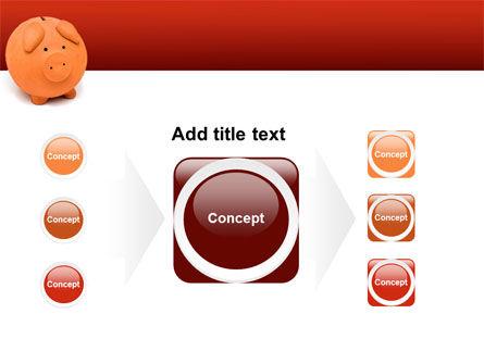 Savings PowerPoint Template Slide 17