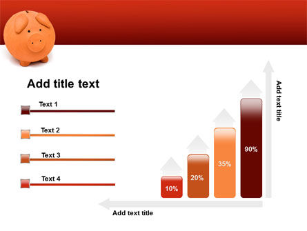 Savings PowerPoint Template Slide 8