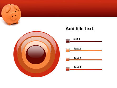 Savings PowerPoint Template Slide 9
