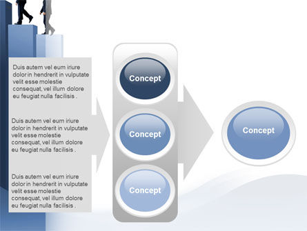 Successful Career PowerPoint Template Slide 11