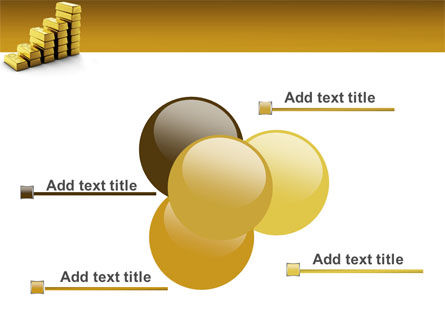 Gold Reserves PowerPoint Template Slide 10