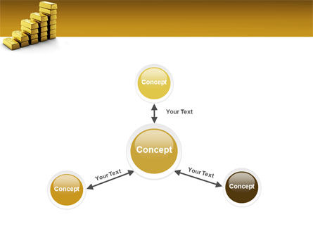 Gold Reserves PowerPoint Template Slide 14