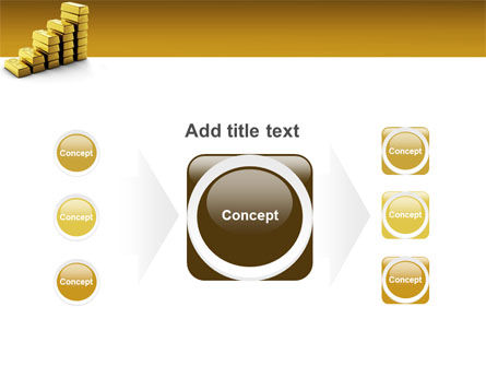 Gold Reserves PowerPoint Template Slide 17