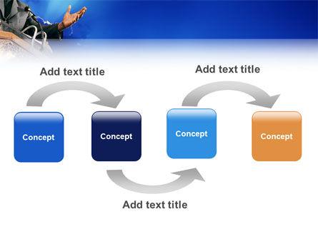 Preacher PowerPoint Template Slide 4