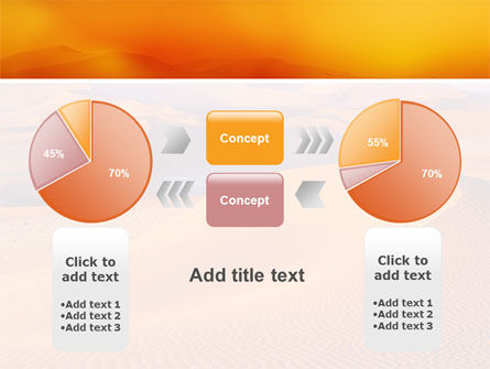 Red Desert PowerPoint Template Slide 11