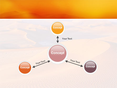 Red Desert PowerPoint Template Slide 14