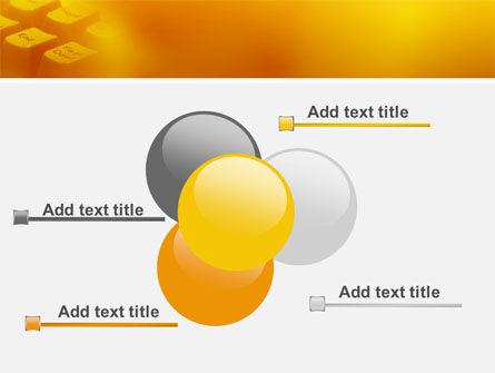 Gray Keyboard PowerPoint Template Slide 10