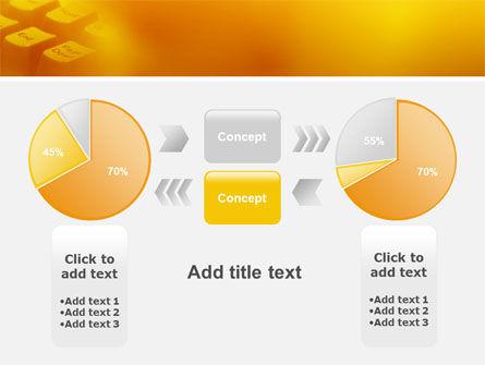 Gray Keyboard PowerPoint Template Slide 11