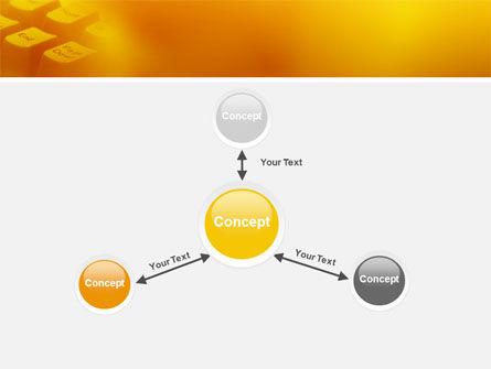 Gray Keyboard PowerPoint Template Slide 14