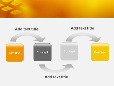 Gray Keyboard PowerPoint Template, Slide 4, 02733, Technology and Science — PoweredTemplate.com