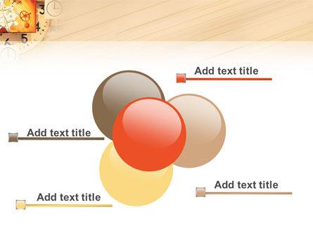 Clockwork PowerPoint Template Slide 10