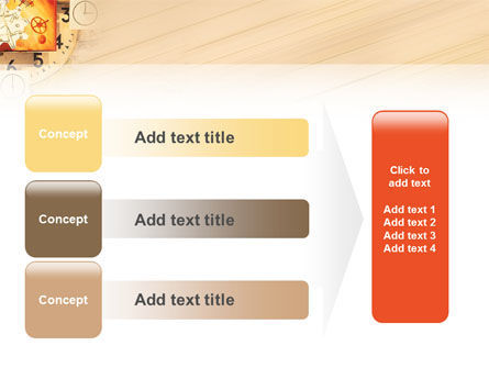 Clockwork PowerPoint Template Slide 12