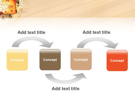 Clockwork PowerPoint Template, Slide 4, 02734, Abstract/Textures — PoweredTemplate.com