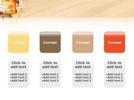 Clockwork PowerPoint Template Slide 5