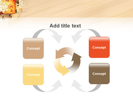 Clockwork PowerPoint Template Slide 6