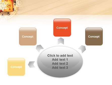Clockwork PowerPoint Template Slide 7
