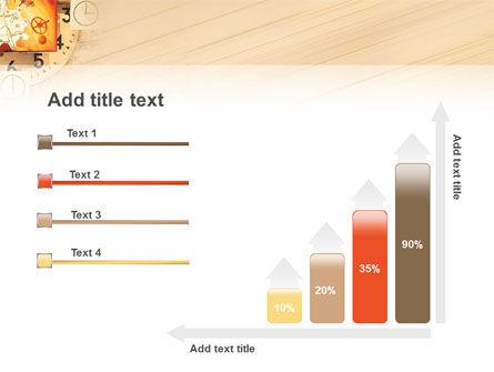 Clockwork PowerPoint Template Slide 8