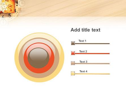 Clockwork PowerPoint Template Slide 9
