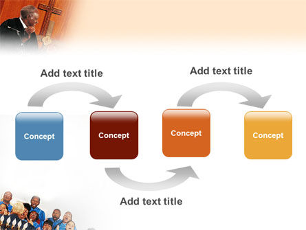 Choir PowerPoint Template Slide 4