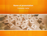 Education & Training: Mind Game PowerPoint Template #02743