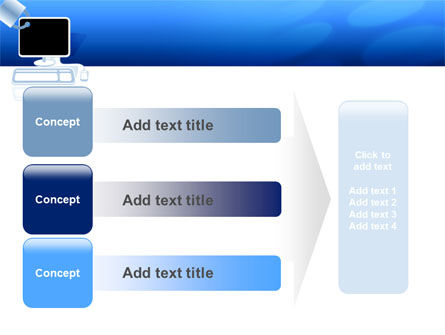 Computer Shield Software PowerPoint Template Slide 12