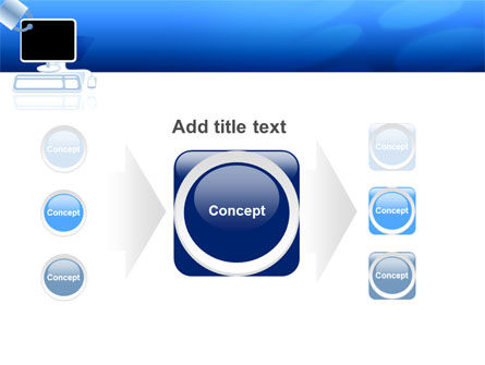 Computer Shield Software PowerPoint Template Slide 17