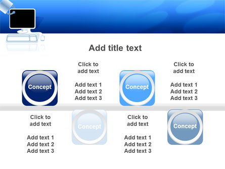 Computer Shield Software PowerPoint Template Slide 19